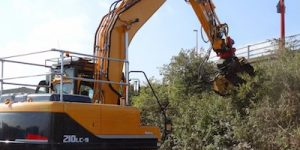 kingwell holdings excavator flail hire nationwide